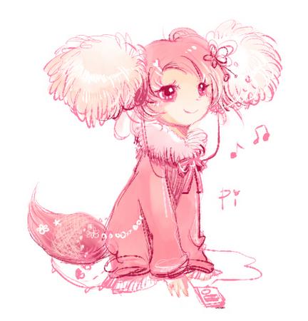 桜色ガール